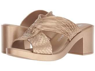 Baja East + Melissa Luxury Shoes + Python Heel