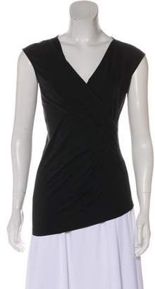 Max Mara Sleeveless Jersey Top