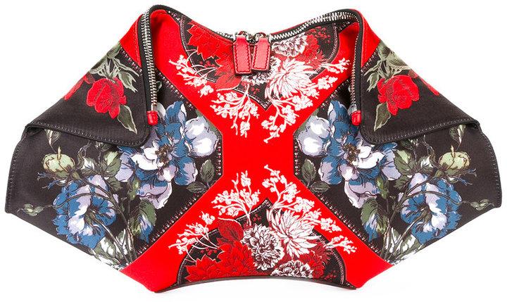 Alexander McQueenAlexander McQueen origami clutch bag