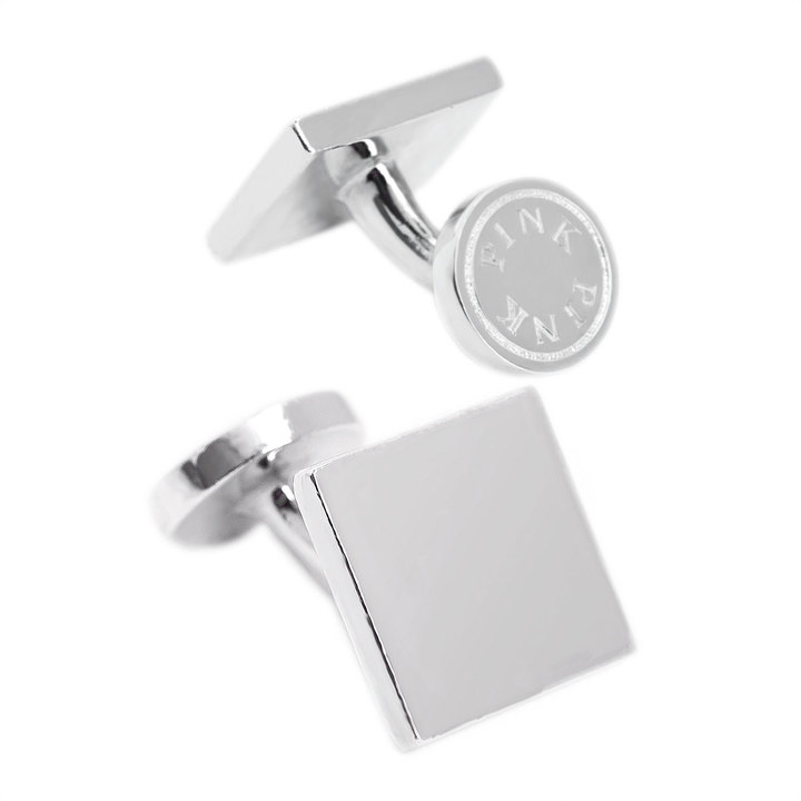 Thomas Pink Square Cufflinks