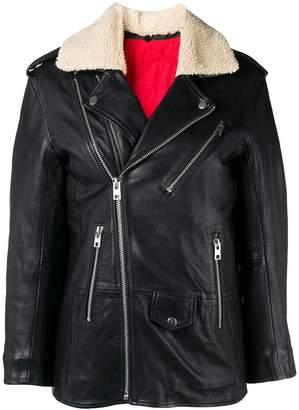 Zadig & Voltaire Zadig&Voltaire Leen biker jacket