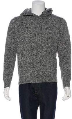 Editions M.R Knitted Hooded Sweater