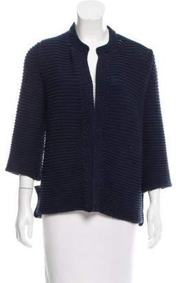Chloé Open Front Knit Cardigan