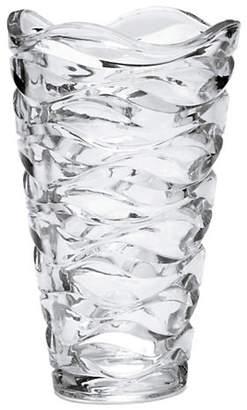 Mikasa Atlantic 11-inch Crystal Vase