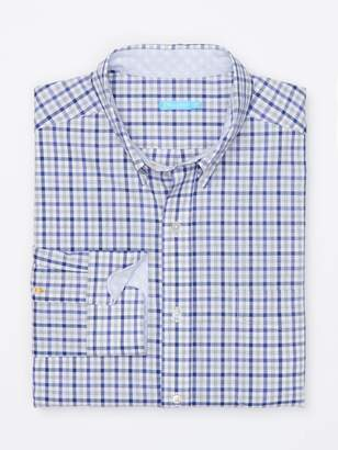 Carnegie Classic Fit Shirt in Mini Check
