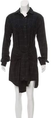 Current/Elliott Patterned Knee-Length Dress