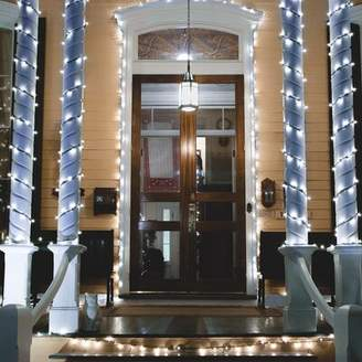 The Holiday Aisle Bender 68 ft. 125-Light Wide Angle LED Mini String Light The Holiday Aisle