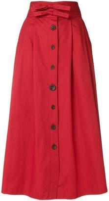 Isa Arfen buttoned skirt