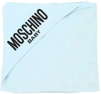 Moschino (モスキーノ) - MOSCHINO コットンジャージーブランケット
