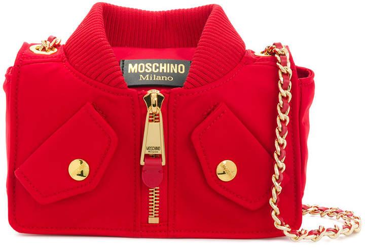 Moschino chic design shoulder bag