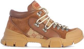 Gucci Gg Low-top Trekking Boots