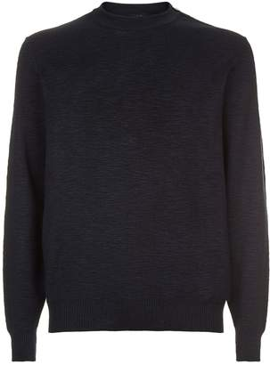 Dunhill Button Detail Sweater