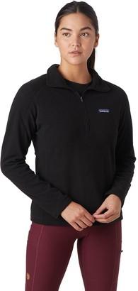 Patagonia Micro D 1/4-Zip Fleece Pullover - Women's