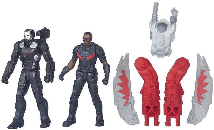 Marvel Falcon Vs War Machine