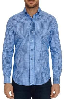 Robert Graham Sansom-Check Classic Fit Button-Down Shirt