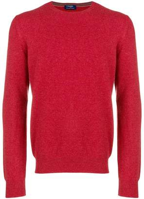 Barba knit sweater