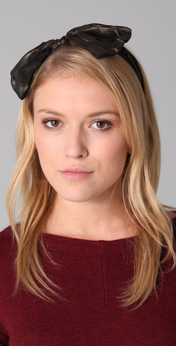 Eugenia Kim Serena Bow Headband