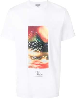 Lanvin tourist landscape T-shirt