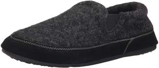 Acorn Men's Fave Gore Slipper,Charcoal Tweed