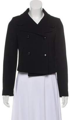RED Valentino Wool Structured Coat