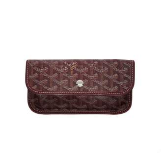 Goyard Cloth clutch bag