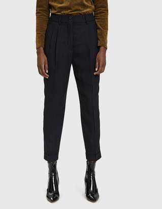 Margaret Howell Pleat Pocket Trouser