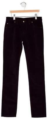 Oscar de la Renta Girls' Corduroy Pants