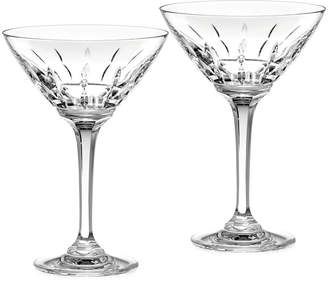 Marquis by Waterford Asbury Martini Pair