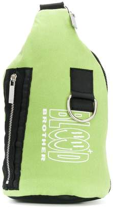 Blood Brother Rave Culture crossbody bag