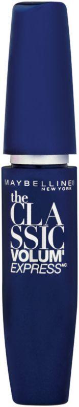 Maybelline Volum' Express The Classic Waterproof Mascara
