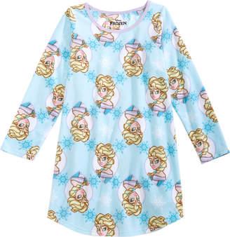LTB Frozen Little & Big Girls Printed Nightgown