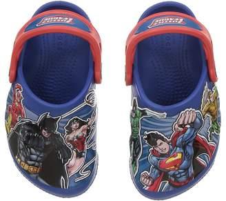Crocs FunLab Justice League Lights Clog Boys Shoes