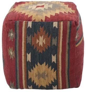 Surya Frontier Pouf