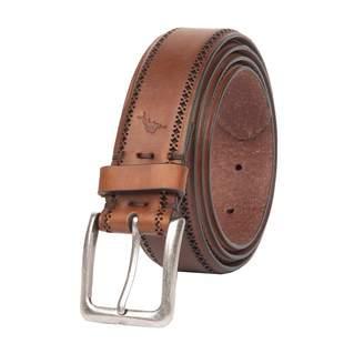 Tommy Bahama Men's Detailed Edge Dress Belt