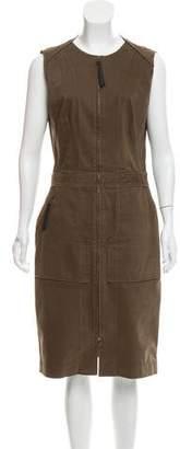 Derek Lam Sleeveless Utility Dress