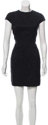 Gareth Pugh Textured Mini Dress