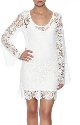 Cotton Candy Lucy Lace Dress $58 thestylecure.com