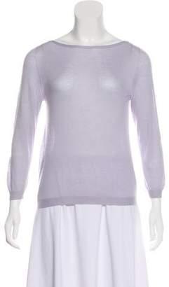 Max Mara Cashmere Long Sleeve Sweater