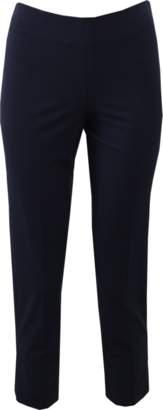 Brunello Cucinelli Cotton Side Zip Pant