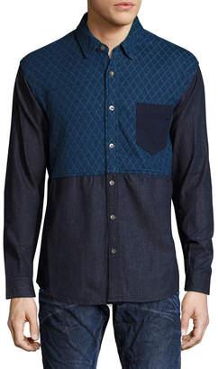 PRPS Goods & Co. One Pocket Sportshirt