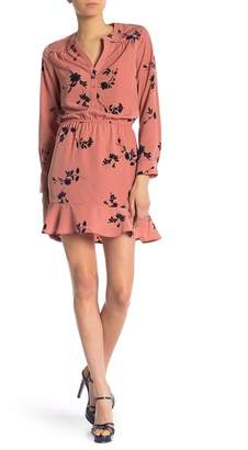 Joie Acey Floral Dress
