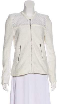 IRO Textured Long Sleeve Jacket