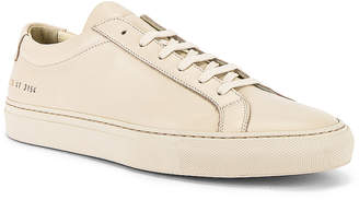 Common Projects Original Achilles Low Low Sneaker in Off White | FWRD