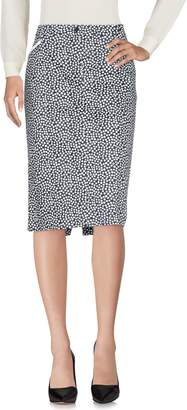 Pucci L.P. di L. Knee length skirts