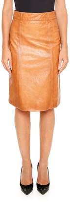 Prada Goatskin Skirt