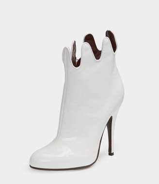 Vivienne Westwood Freed Boot White