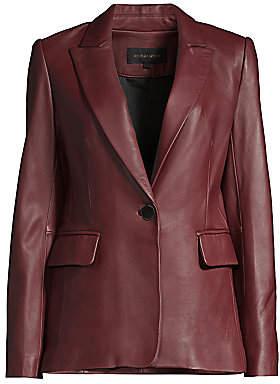 Kobi Halperin Women's Avery Leather Blazer