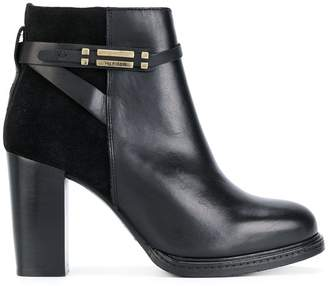 Tommy Hilfiger panelled ankle boots