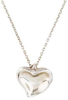 Tiffany & Co. Heart Pendant Necklace