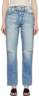 Amo Indigo Layla Jeans